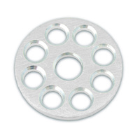 ALLOY WORK WASHERS- ID 6mm OD 18mm (PACK OF 10)