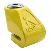 KOVIX DISC LOCK KN1 YELLOW